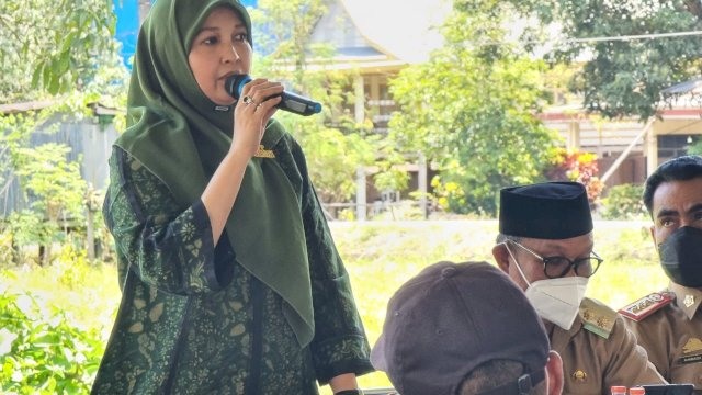 Anggota DPRD Sulsel, Andi Nurhidayati Zainuddin