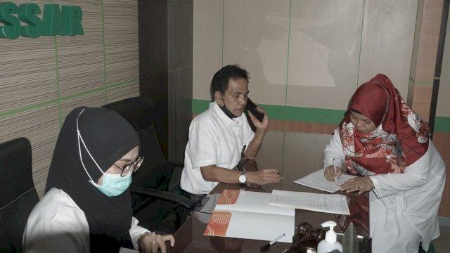 Bagian Umum Biro Administrasi Umum, Perencanaan, dan Keuangan (AUPK) UIN Alauddin Makassar.