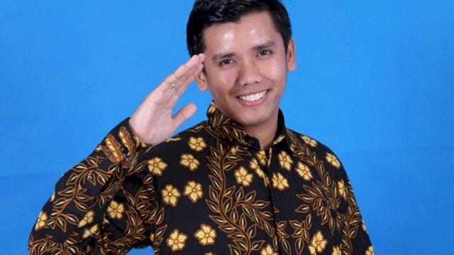 Ketua Umum HMPI Korwil DKI Jakarta, Muhammad Ridha