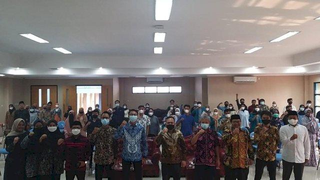 Pelantikan Pengurus HMPI Provinsi Banten.