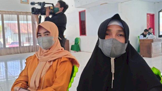 Calon Jemaah Haji Kabupaten Jeneponto, Jumania Binti H Mansa (52).